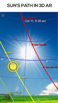 Sun Seeker - Sunrise Sunset Times Tracker, Compassのおすすめ画像1