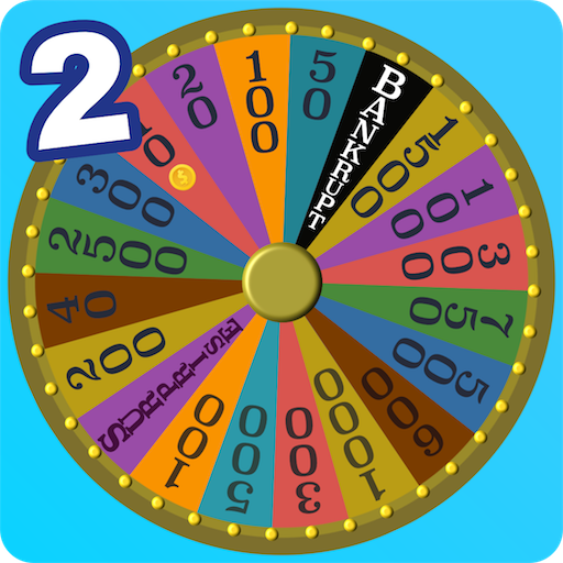 Word Fortune - Wheel of Phrases Quiz