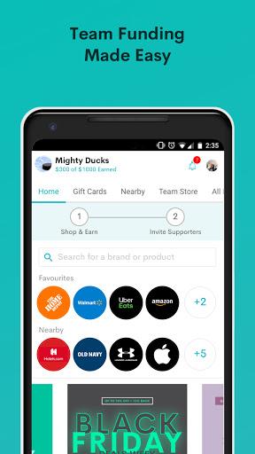 FlipGive - Shopping Deals & Gift Cards  screenshots 1
