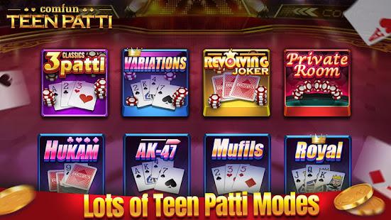 Teen Patti Comfun-Indian 3 Patti Card Game Online 7.4.20210728 Screenshots 2