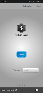 Surge Now for Uber Apk Download 4
