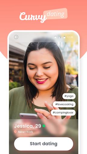 Curvy Singles Dating 1.0.13 Screenshots 1