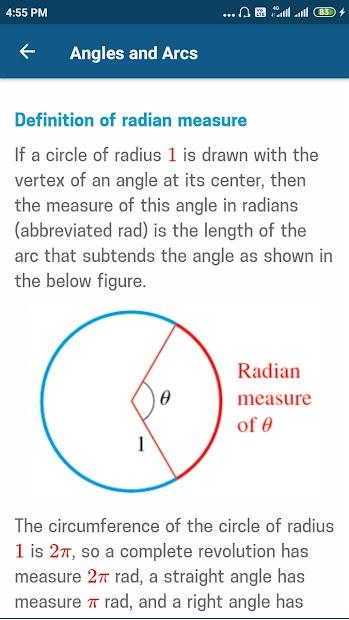 Imágen 4 de Trigonometry Mathematics para android