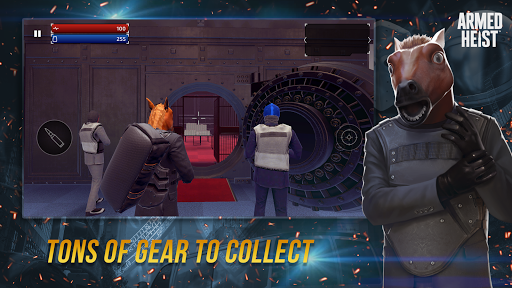 Armed Heist: TPS 3D Sniper shooting gun games 2.1.2 screenshots 8