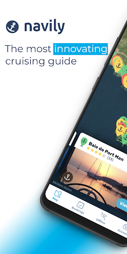 navily - the most innovative cruising guide screenshot 1