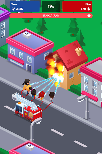 Idle Firefighter Tycoon - Fire Emergency Manager 0.14 screenshots 14
