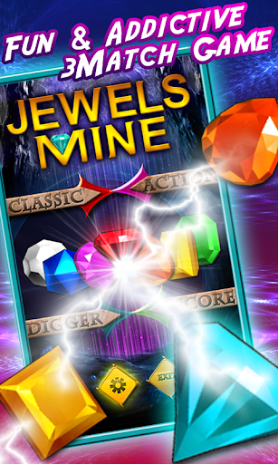 Jewels Mine 1.2.7 screenshots 1