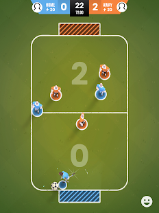 Pitch Invaders Screenshot