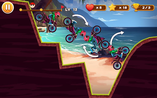 Stunt Moto Racing 2.38.5003 Screenshots 14