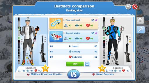 Biathlon Mania 11.2 screenshots 15