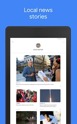 Google News - Daily Headlines android2mod screenshots 14