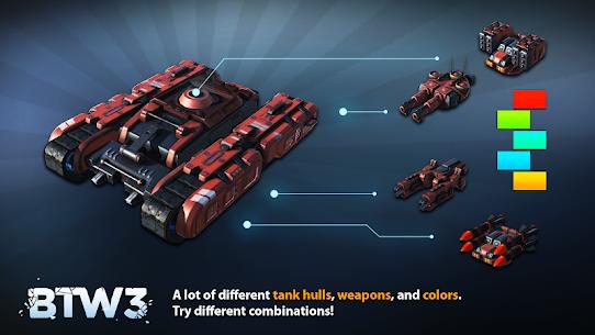 Block Tank Wars 3 v1.19 MOD APK 4