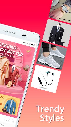 Club Factory - Online Shopping App 6.4.1 Screenshots 2