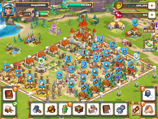 Empire: Age of Knights - Fantasy MMO Strategy Game  Screenshots 10