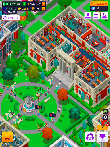 University Empire Tycoon - Idle Management Game 0.9.5 screenshots 18