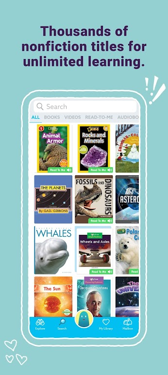 Epic: Kids' Books & Educational Reading Library  poster 3