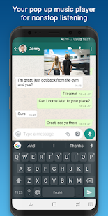BG Player 4.1.11 Screenshots 2