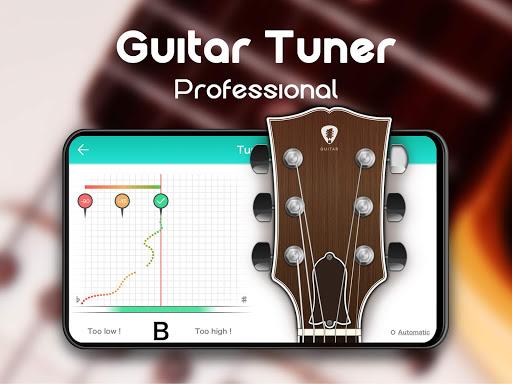 Real Guitar - Free Chords, Tabs & Music Tiles Game 1.5.4 Screenshots 5