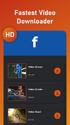 All Video Downloader 2021 -ビデオを無料でダウンロードのおすすめ画像2