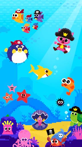 Baby Shark 8BIT : Finding Friends 2.4 screenshots 6