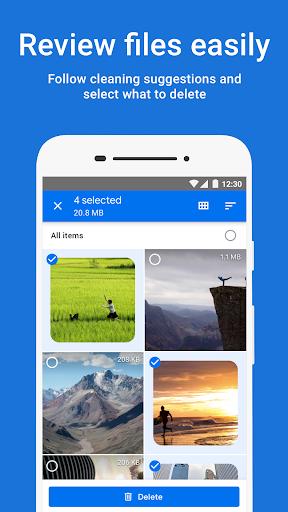 Files by Google screenshots 2