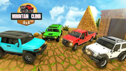 Mountain Climb 4x4 Drive 2.0 Screenshots 1