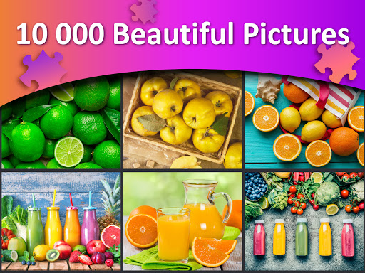 jigsaw puzzles collection hd - puzzles for adults screenshot 3