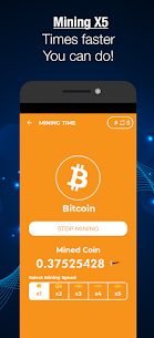 BitMine Pro – Crypto Cloud Mining & btc miner For Android 2