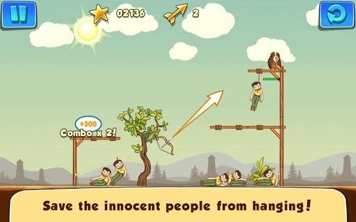 Gibbets 2: Bow Arcade Puzzle  screenshots 4