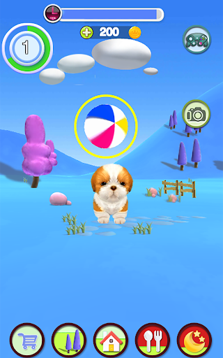 Talking Dog 1.2.7 screenshots 21