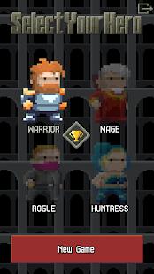 Pixel Dungeon Screenshot