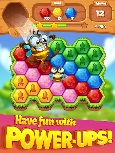 Bee Brilliant Blast 1.33.0 screenshots 7