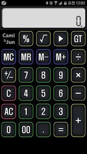 Cami Calculator 5