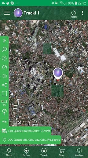 Tracki GPS u2013 Track Cars, Kids, Pets, Assets & More  Screenshots 4