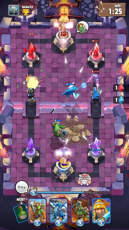 Clash of Wizards poster 8