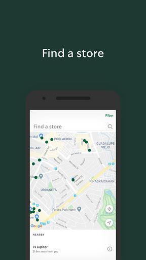 Starbucks Philippines 2.2 Screenshots 8