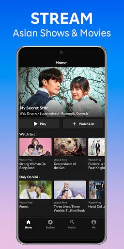 Viki: Stream Asian Drama, Movies and TV Shows screenshots 1