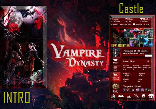 Vampire Dynasty 8.5.0 screenshots 5
