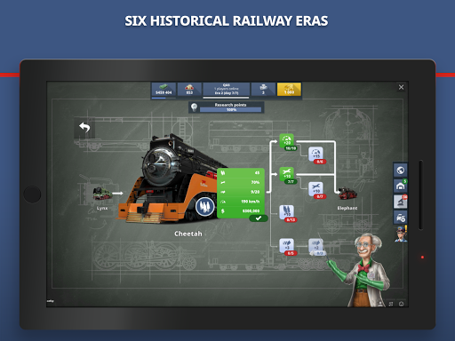 Rail Nation  screenshots 9