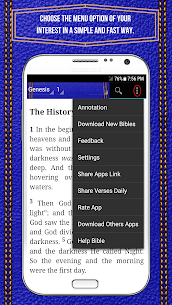 Bible CEV – Contemporary English Version Free 1.3 APK Mod for Android 3