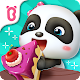 Little Panda's Bake Shop : Bakery Story Apk