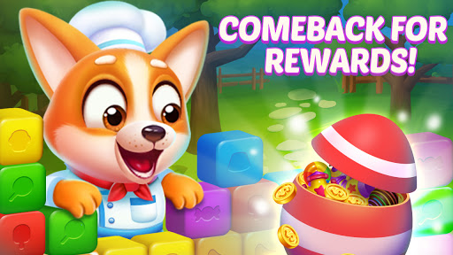 Judy Blast - Toy Cubes Puzzle Game  screenshots 8