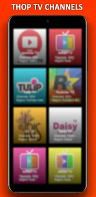 Thoptv - Live Cricket , All TV Channels Guide poster 0