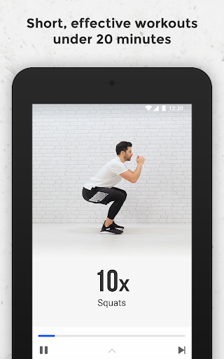 FizzUp - Online Fitness & Nutrition Coaching modavailable screenshots 10