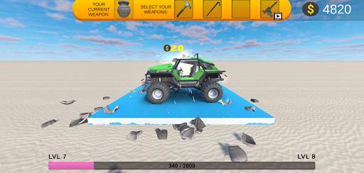 Destruction physics - Car Crash Test Derby 0.18 screenshots 10