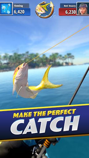 TAP SPORTS Fishing Game  screenshots 10