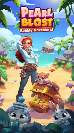 Pearl Blast - Bubble Adventure! apktram screenshots 1