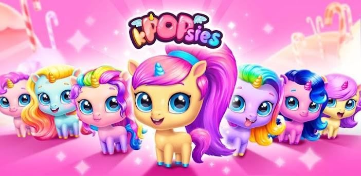 Kpopsies - Cría a tu estrella unicornio