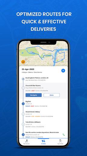 Zeo Route Planner - Fast Multi Stop Optimization 6.8 Screenshots 10