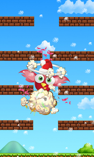 santa tap n jump screenshot 3